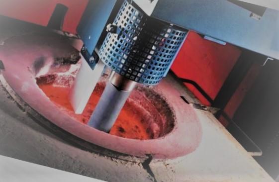 sıvı alüminyum yoğunluk indeksi ve gazlılık ölçümü